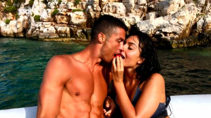 «Ξέφυγε» ο Ρονάλντο με την Τζορτζίνα στη Μεσσηνία (vid)   panathinaikos24.gr