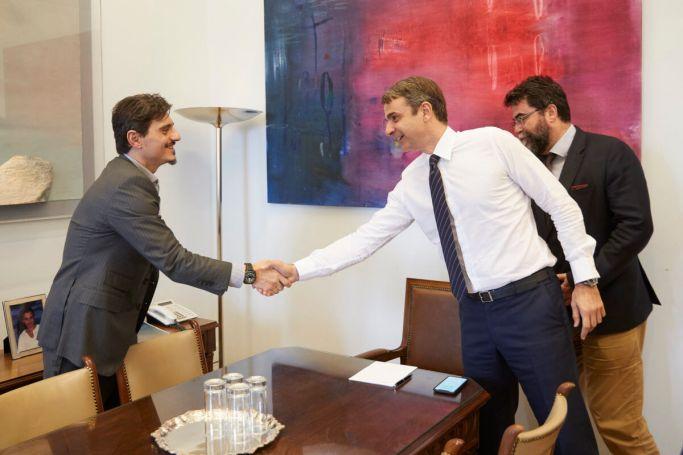 Τα λέει και με Μητσοτάκη ο Γιαννακόπουλος | panathinaikos24.gr