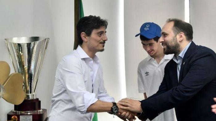 Βράβευσαν τον Γιαννακόπουλο τα Special Olympics Hellas | panathinaikos24.gr