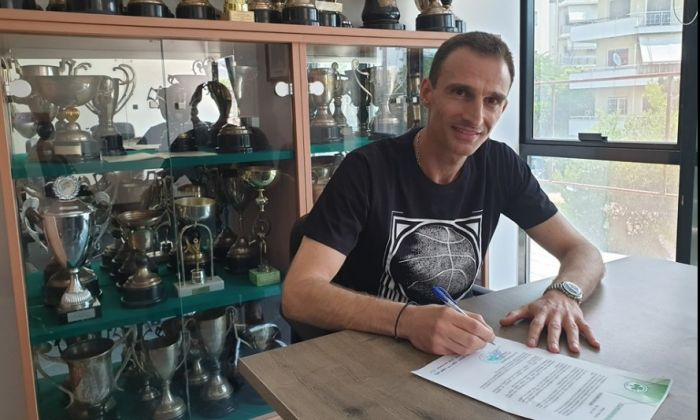 «Πράσινος» και τη νέα χρονιά ο Καντζιλιέρης | panathinaikos24.gr