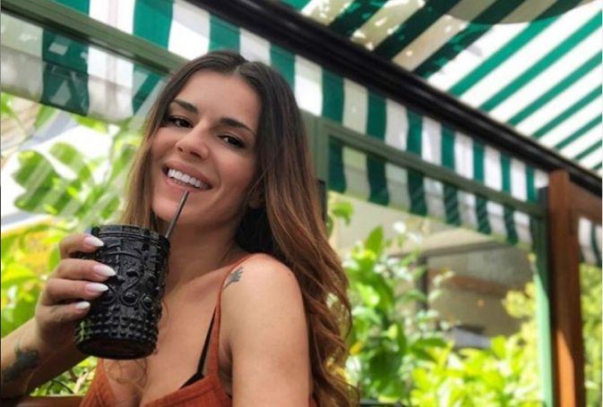 Η Χριστίνα Κολέτσα πόζαρε με το αποκαλυπτικό μαγιό της (pics) | panathinaikos24.gr