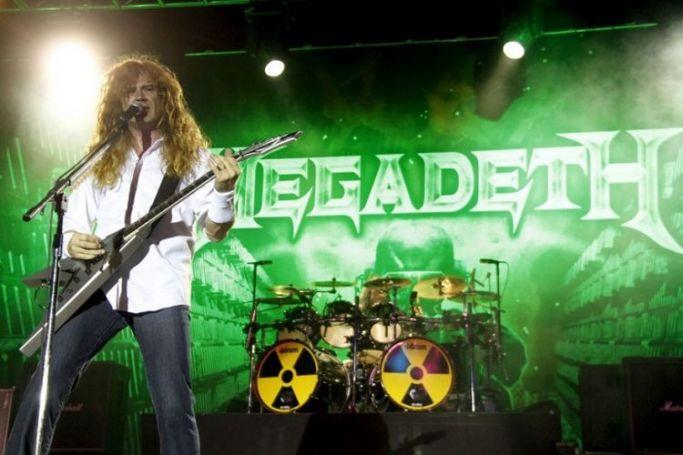 Ο τραγουδιστής των Megadeth αποκάλυψε ότι έχει καρκίνο | panathinaikos24.gr