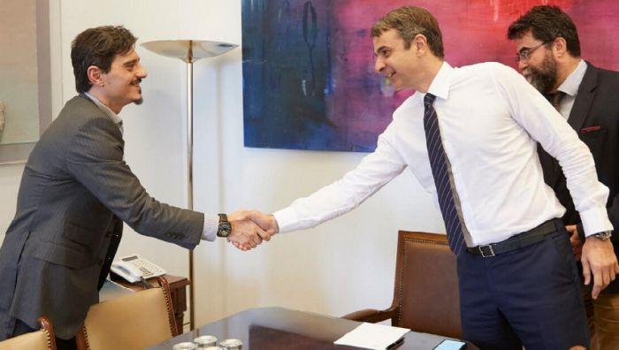 Μεγάλη συνάντηση Γιαννακόπουλου – Μητσοτάκη για τον Βοτανικό | panathinaikos24.gr
