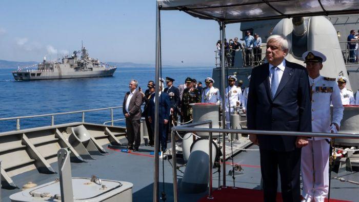 Παυλόπουλος: «Να σέβονται τα σύνορα μας αλλιώς…» | panathinaikos24.gr
