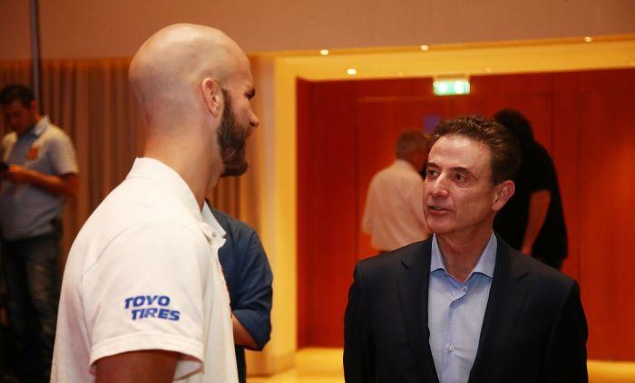 Καλάθης: «Πιστεύω ότι θα μείνει στον Παναθηναϊκό ο Πιτίνο»   panathinaikos24.gr