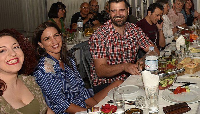 Τι έκανε η Κατερίνα Στικούδη σε εκδήλωση του ΚΚΕ; – ΦΩΤΟ   panathinaikos24.gr