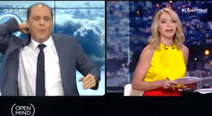 Βελόπουλος: Χαμός στον «αέρα» με την Έλλη Στάη – «Σκοτώθηκαν» σε ζωντανή σύνδεση! | panathinaikos24.gr