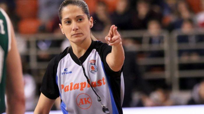 Ευχάριστη είδηση: Σφυρίζει στην Euroleague Ανδρών η Τσαρούχα! | panathinaikos24.gr