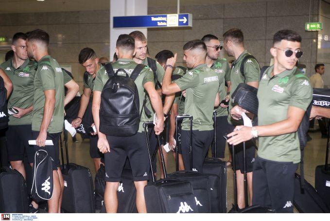 Παναθηναϊκός: Αναχώρησε για Ολλανδία – Κλικς από το αεροδρόμιο | panathinaikos24.gr