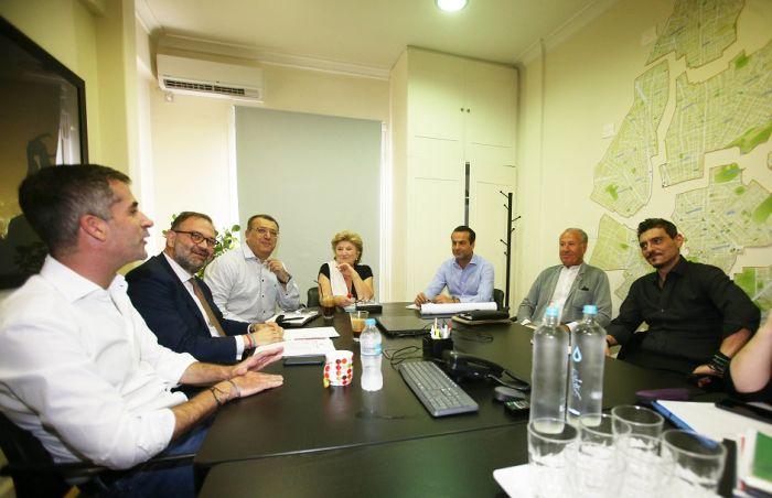 Η ανακοίνωση για τη συνάντηση των ομάδων εργασίας για τον Βοτανικό | panathinaikos24.gr
