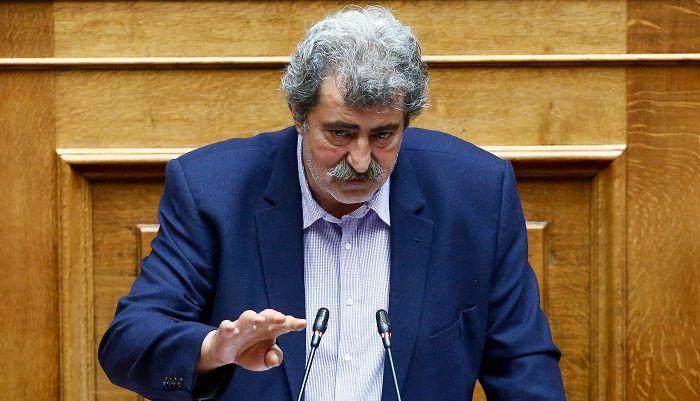 Χαμός με Πολάκη και ΝΔ για το Μακεδονικό! | panathinaikos24.gr