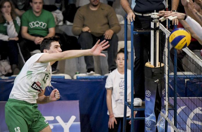 Παναθηναϊκός: Ανανέωσε με επαγγελματικό συμβόλαιο ο Ανδρεόπουλος | panathinaikos24.gr