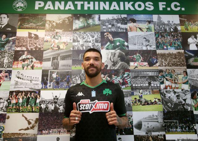 Κολοβός: «Ολοι μαζί να ξαναγράψουμε πράσινη ιστορία» (pic) | panathinaikos24.gr