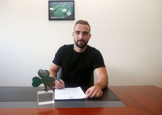 Παναθηναϊκός: Ανανέωσε έως το 2022 ο Μαυρομμάτης – «Να παίξω σε ευρωπαϊκές διοργανώσεις» | panathinaikos24.gr