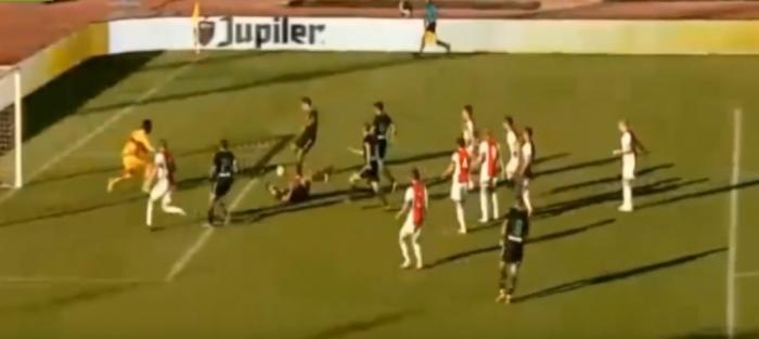 Άγιαξ – Παναθηναϊκός: Το δεύτερο γκολ του Μακέντα στο Άμστερνταμ (vid) | panathinaikos24.gr