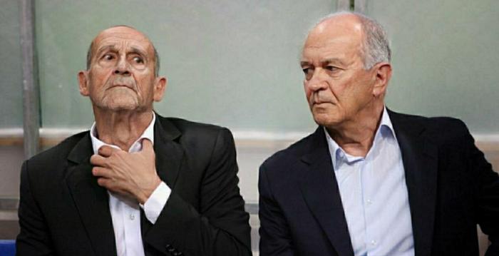 Φωτογραφία – ντοκουμέντο: Οι Αγγελόπουλοι περιμένοντας δικαίωση και παραμονή στην Α1 (pic)   panathinaikos24.gr