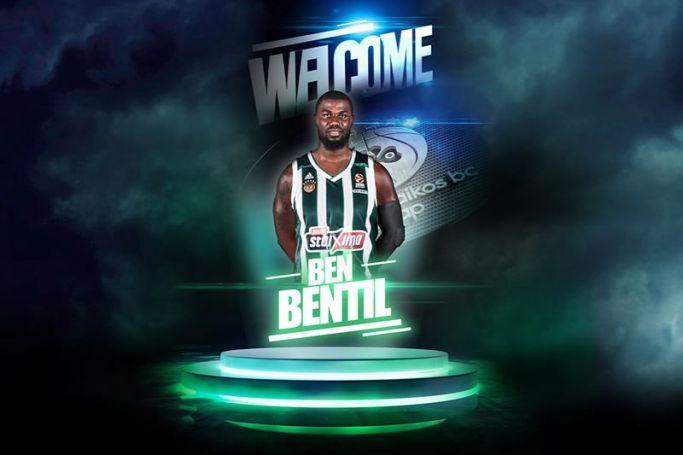 Επίσημο: Στον Παναθηναϊκό ο Μπέντιλ | panathinaikos24.gr