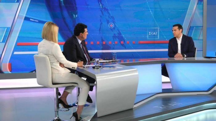 Η μεγάλη ήττα του ΣΚΑΪ αμέσως μετά τη συνέντευξη Τσίπρα | panathinaikos24.gr