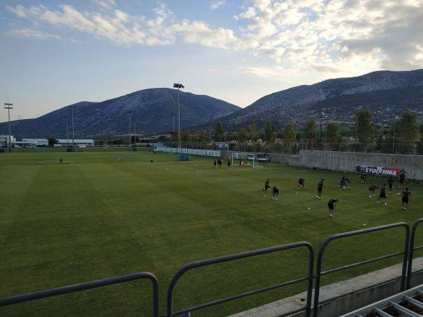 Παναθηναϊκός: Οπαδοί στο Κορωπί, άγρια γκάζια σε παίκτες και προπονητή για τον  αποκλεισμό! | panathinaikos24.gr
