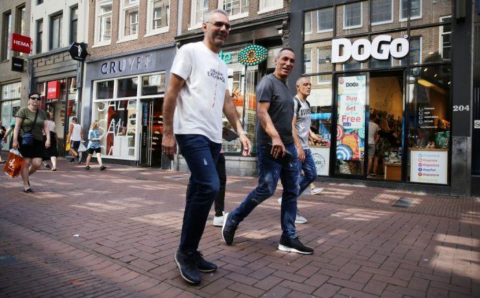 Παναθηναϊκός: Εικόνες από τη βόλτα στο Άμστερνταμ (pics) | panathinaikos24.gr