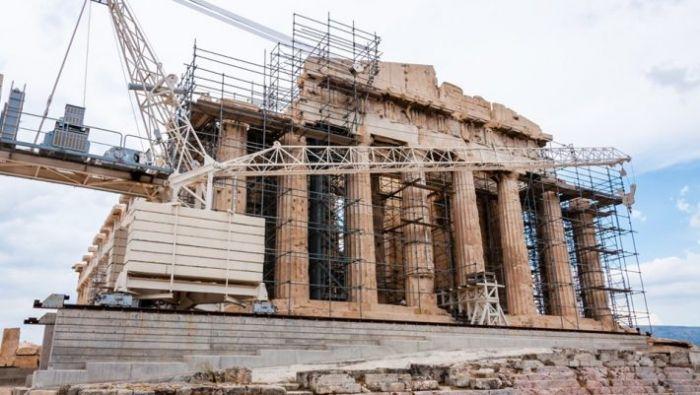 Ο σεισμός που μπορεί να την απειλήσει: Πόσα ρίχτερ αντέχει η Ακρόπολη   panathinaikos24.gr