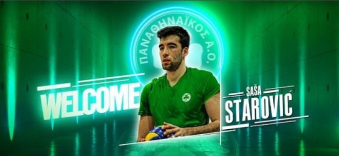 Στάροβιτς: «Σαν στο σπίτι μου στον Παναθηναϊκό» | panathinaikos24.gr