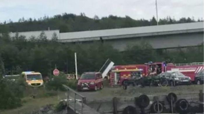 Βίντεο-σοκ: Αεροσκάφος συνετρίβη στη Σουηδία – Εννέα νεκροί | panathinaikos24.gr