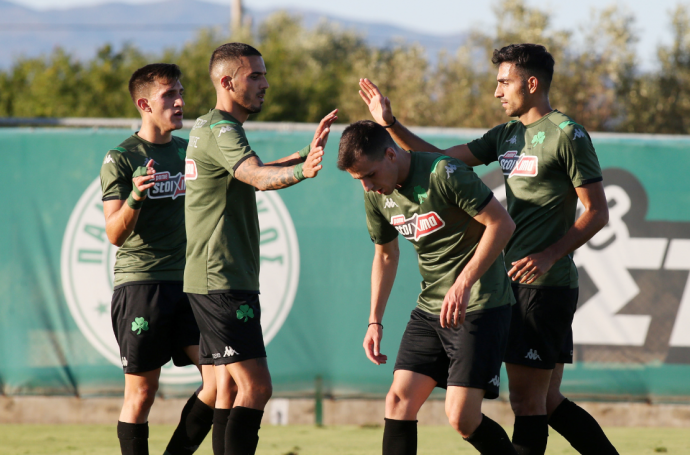 Πέντε παίκτες του Παναθηναϊκού στην Εθνική Νέων   panathinaikos24.gr