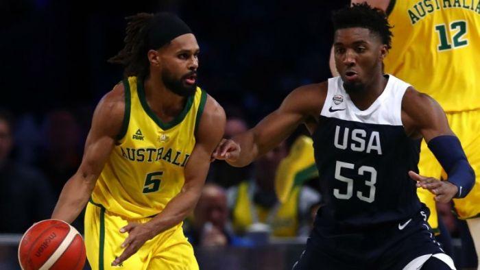 «Βόμβα»: Οι Αυστραλοί νίκησαν την Team USA! | panathinaikos24.gr