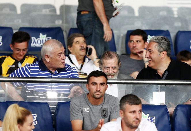 Βλέπει ΑΕΚ μαζί με Μελισσανίδη ο Βαρδινογιάννης (pic)   panathinaikos24.gr