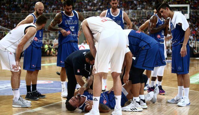 Ο τραυματισμός του Αθηναίου (vid)   panathinaikos24.gr