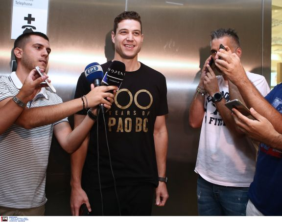 Εξετάσεις για τους τελευταίους παίκτες του Παναθηναϊκού (vid) | panathinaikos24.gr