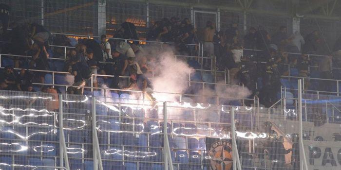 Βίντεο – σοκ: Η στιγμή που η αστυνομία πυροβολεί οπαδούς του ΠΑΟΚ | panathinaikos24.gr