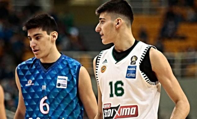 Στη Νεβέζις τα αδέρφια Καλαϊτζάκη! | panathinaikos24.gr