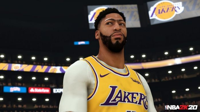 Anthony Davis και LA Lakers στο πρώτο gameplay video του NBA 2K20 | panathinaikos24.gr