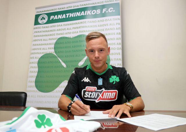 Το πρώτο «πράσινο» ποστάρισμα του Μπεκ (pic) | panathinaikos24.gr