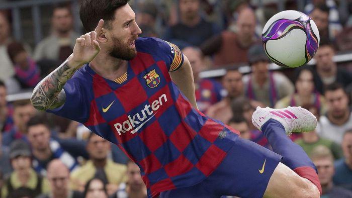 O Messi στο εξώφυλλο και του PES 2020 | panathinaikos24.gr