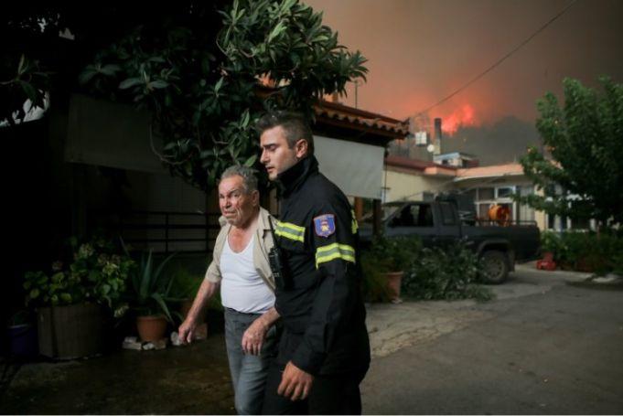 Κατάσταση έκτακτης ανάγκης στην Εύβοια- Αίτημα για βοήθεια από Ευρώπη | panathinaikos24.gr