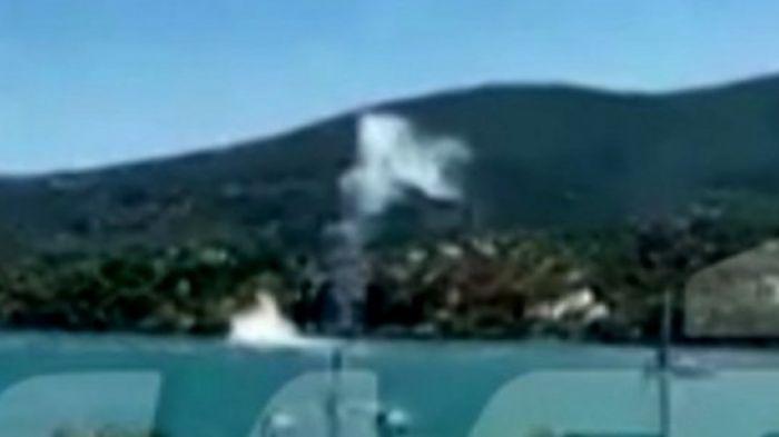 Ντουκουμέντο: Καρέ – καρέ η πτώση του μοιραίου ελικοπτέρου στον Πόρο (vid) | panathinaikos24.gr