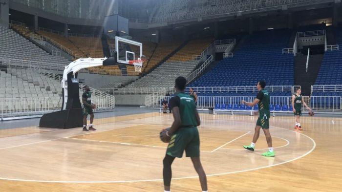 Ο Άλεξ Αντετοκούνμπο στα πράσινα! (pics + vid) | panathinaikos24.gr