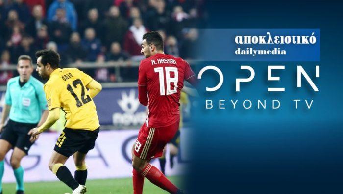 Αποκλειστικό: Τι ισχύει με το Open και τα τηλεοπτικά δικαιώματα της Superleague   panathinaikos24.gr