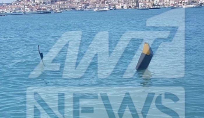 Τα πρώτα πλάνα από το σημείο που έπεσε το ελικόπτερο στον Πόρο | panathinaikos24.gr