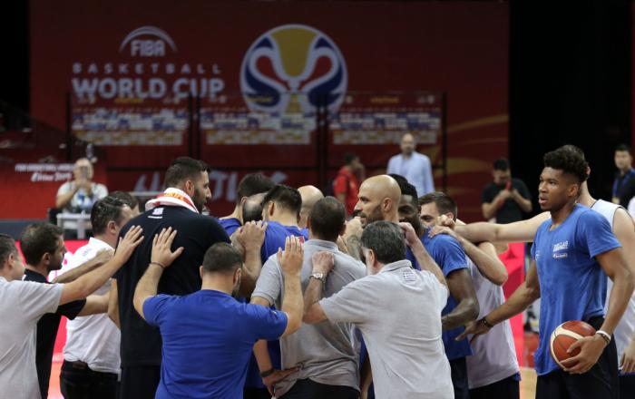 Πανέτοιμη για το πρώτο τζάμπολ στο Παγκόσμιο η Εθνική! (pics)   panathinaikos24.gr