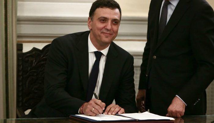 Τον «τελείωσε» με συνοπτικές διαδικασίες ο Κικίλιας | panathinaikos24.gr