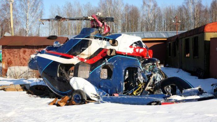 «Ο κινητήρας έσβησε ξαφνικά»: Η κίνηση που έσωσε τη ζωή του Κώστα Μακεδόνα όταν το ελικόπτερό του συνετρίβη | panathinaikos24.gr