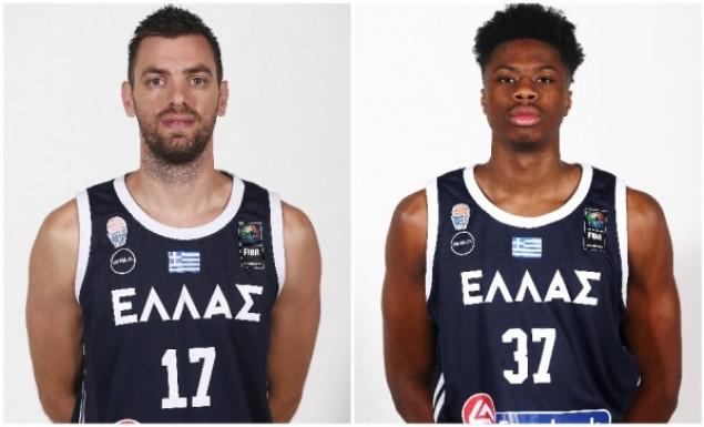 «Κόπηκαν» οι Κώστας Αντετοκούνμπο και Μάντζαρης – Ποιοι συνεχίζουν στην Εθνική | panathinaikos24.gr