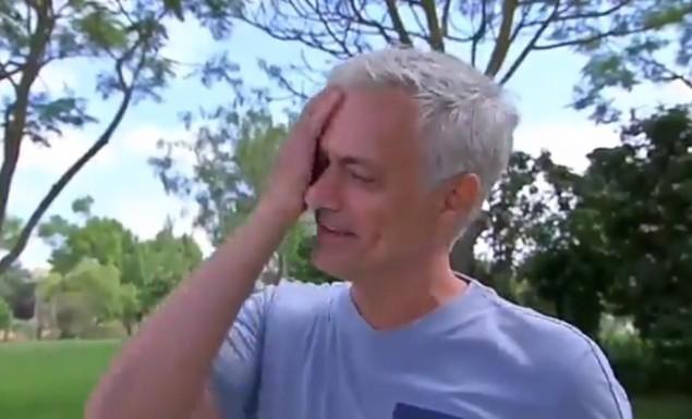 Zει ένα δράμα! Ο Μουρίνιο λέει ότι του λείπει το ποδόσφαιρο και βουρκώνει! (vid) | panathinaikos24.gr