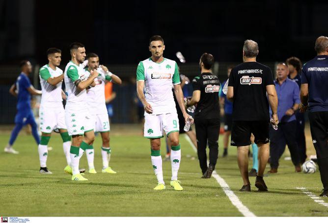 Λαμία – Παναθηναϊκός 1-1: Γκέλα με το καλημέρα | panathinaikos24.gr