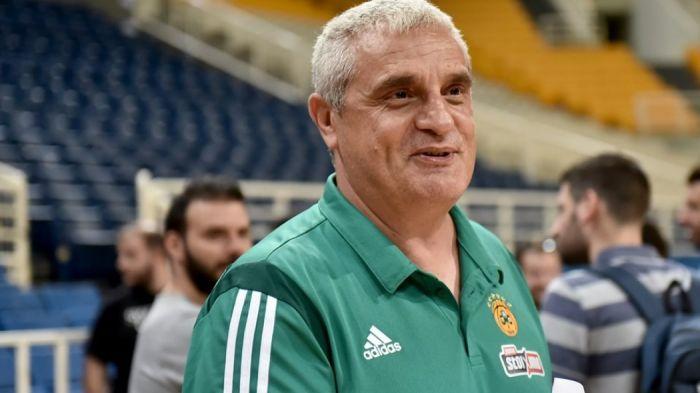 Πεδουλάκης: «Θέλουμε Έλληνα παίκτη στα γκαρντ, αλλά δεν υπάρχει»   panathinaikos24.gr