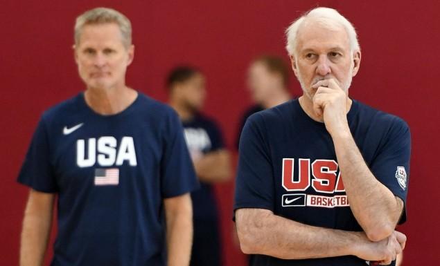 Φοβερό: Ομάδα επιλέκτων «διέλυσε» την Team USA! (pic) | panathinaikos24.gr